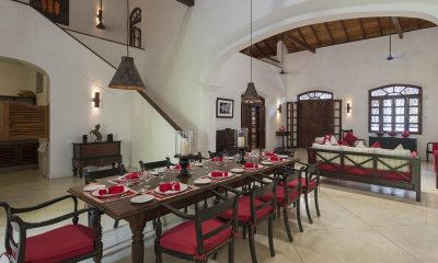 39 Galle Fort Dining Area | Galle, Sri Lanka