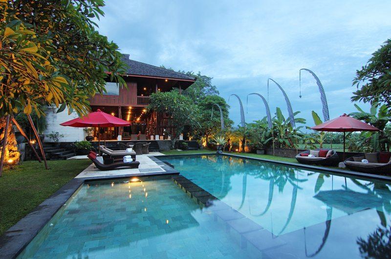 Umah Di Sawah Sun Beds | Canggu, Bali