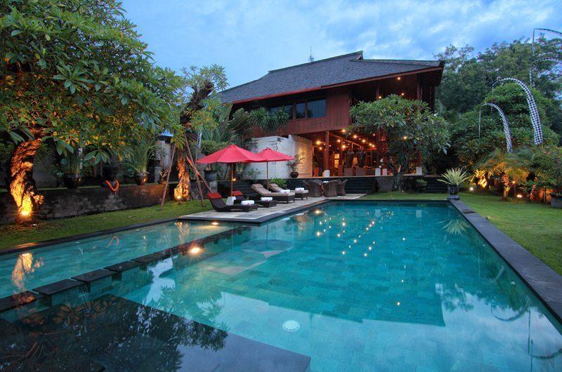 Umah Di Sawah Pool Side   Canggu, Bali
