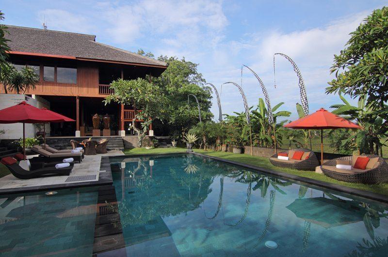 Umah Di Sawah Sun Deck   Canggu, Bali