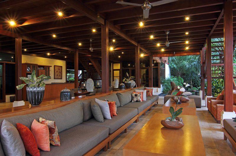 Umah Di Sawah Living Area   Canggu, Bali