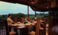 Umah Di Sawah Outdoor Dining   Canggu, Bali