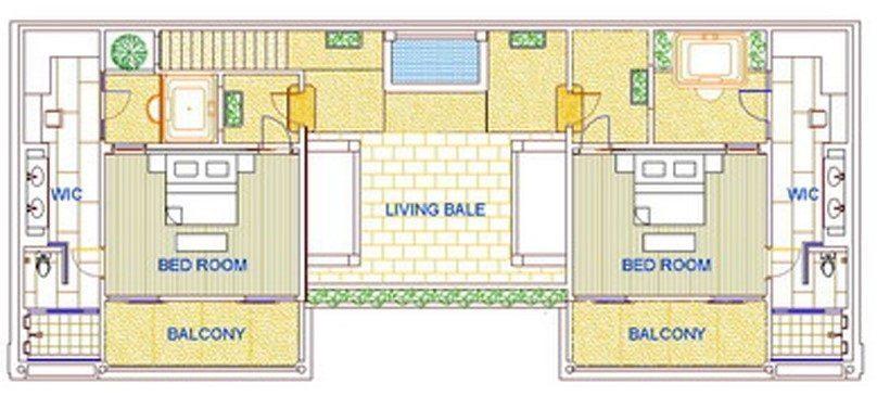 Villa Omg Floorplan | Nusa Dua, Bali