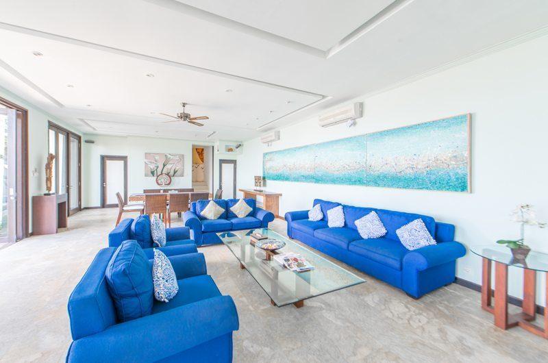 Villa OMG Living Area | Nusa Dua, Bali