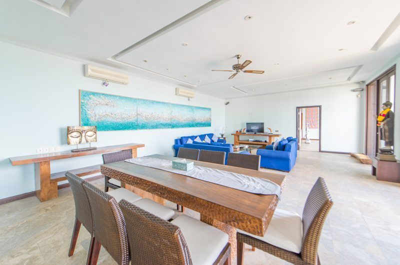 Villa OMG Living And Dining Area | Nusa Dua, Bali