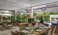 Villa Rama Sita Dinning | Seminyak, Bali