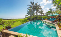 Villa Tanju Sun Beds with Sea View | Seseh, Bali