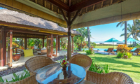 Villa Tanju Dining with Pool View | Seseh, Bali