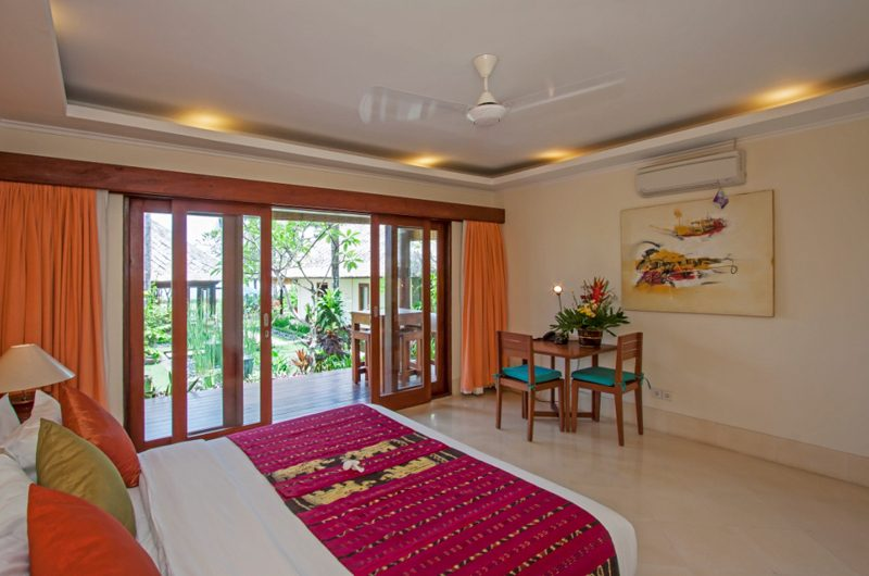 Villa Tanju Bedroom with Study Table | Seseh, Bali