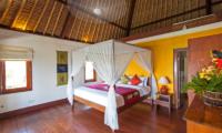 Villa Tanju Bedroom with Wooden Floor | Seseh, Bali