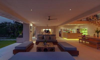 Casa Mateo Indoor Seating | Seminyak, Bali