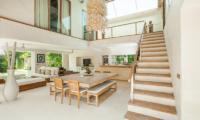Casa Mateo Dining and Living Area | Seminyak, Bali