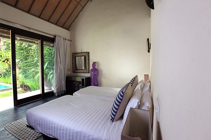 Casa Mateo Twin Bedroom Side | Seminyak, Bali