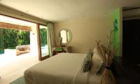 Casa Mateo Bedroom with Pool View | Seminyak, Bali