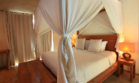 Casa Mateo Bedroom with Lamps | Seminyak, Bali