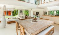 Casa Mateo Indoor Dining Table | Seminyak, Bali