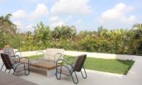 Casa Mateo Wooden Seating | Seminyak, Bali