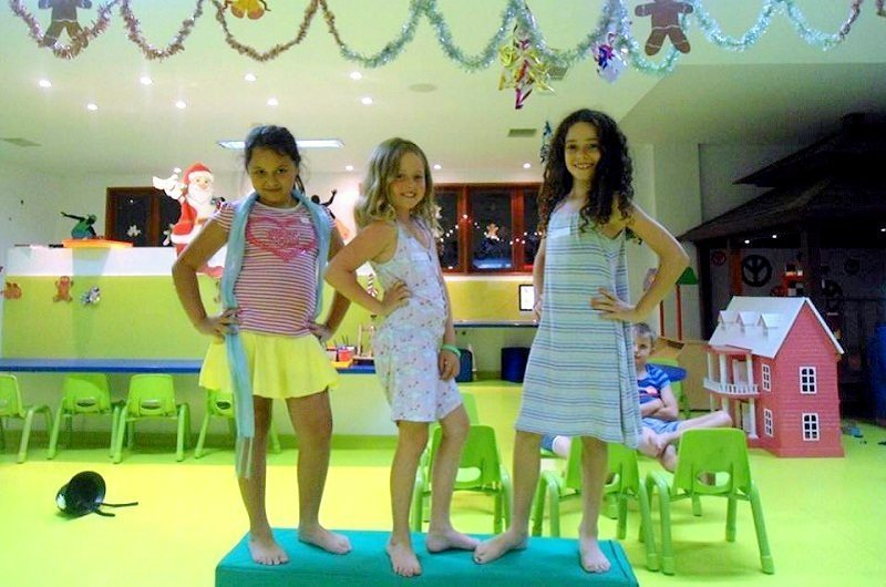 Christmas Party at Cubby House Kids Club