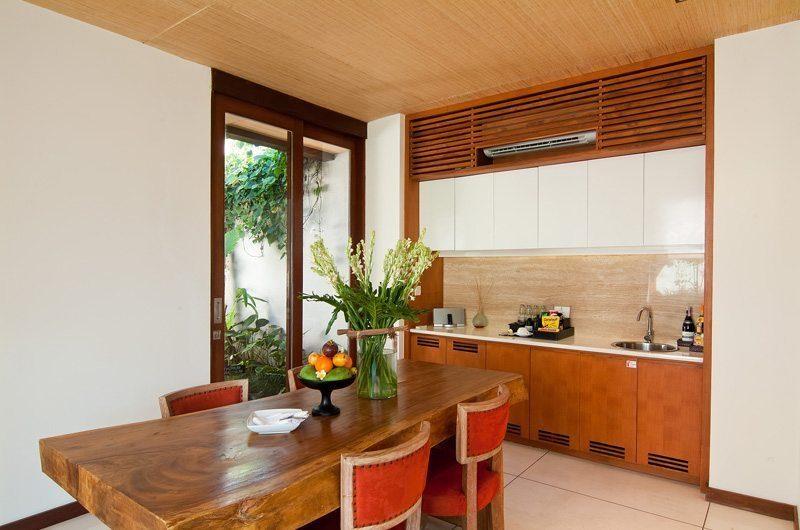 Maca Villas 2BR Deluxe Dining Room | Seminyak, Bali