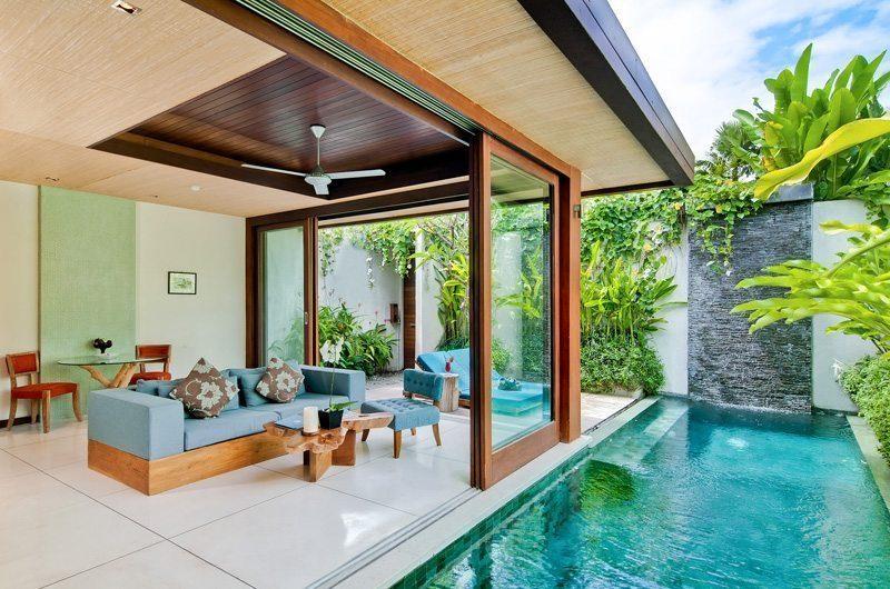 Maca Villas 1BR Living Area | Seminyak, Bali