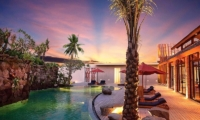 Maca Villas Sun Deck| Seminyak, Bali