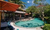 Maca Villas Pool Side| Seminyak, Bali