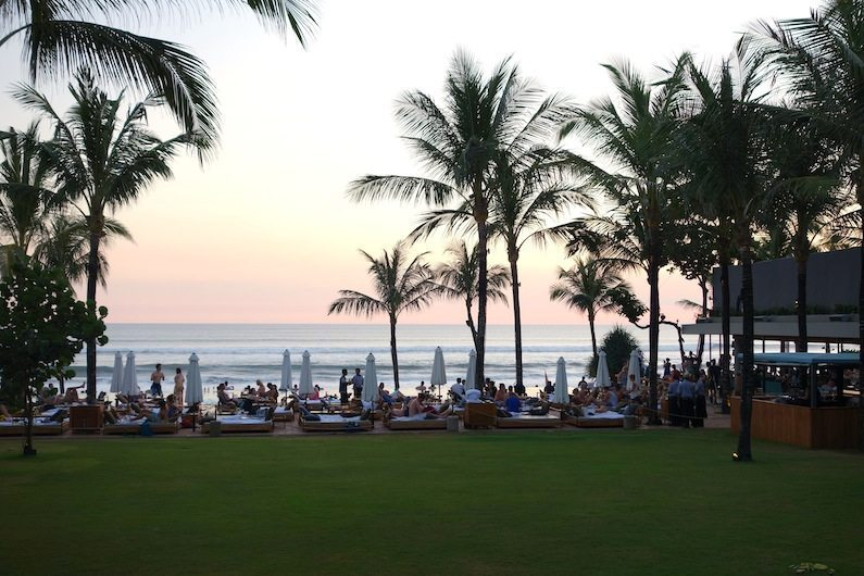 New Year's Eve in Bali 2015