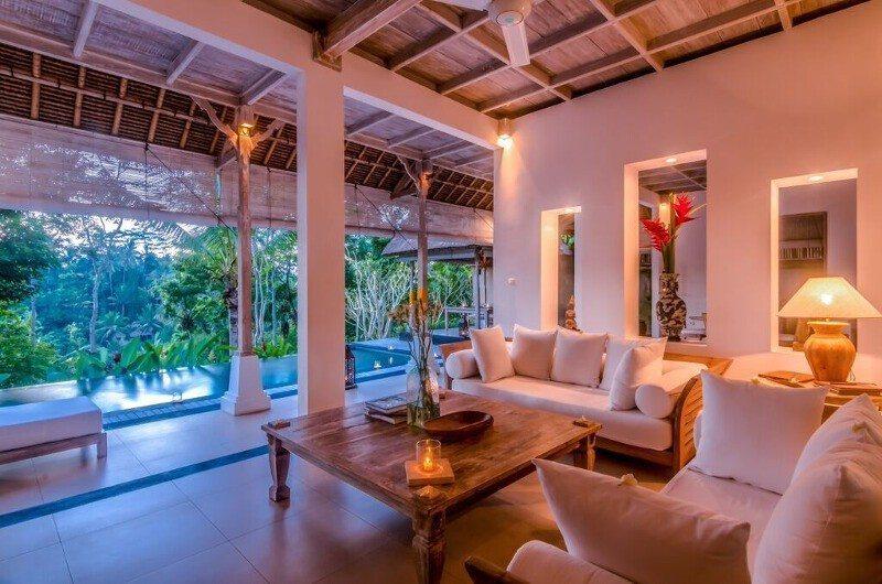 Shamballa Residence Living Room| Ubud, Bali