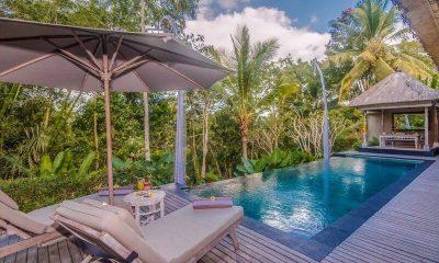 Shamballa Residence Pool Side| Ubud, Bali