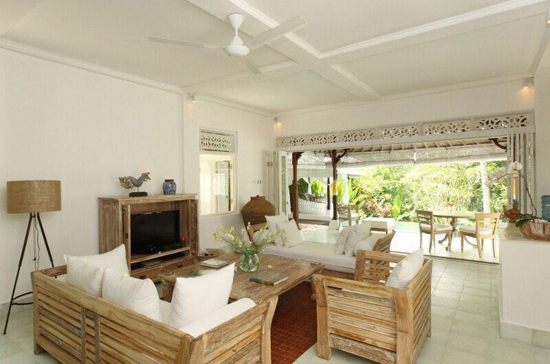 Shamballa Moon Living Area | Ubud, Bali
