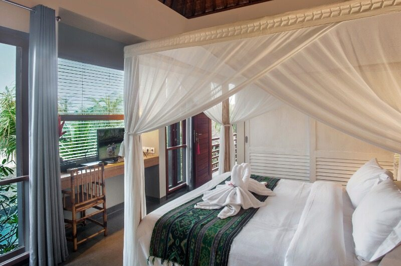 Villa Abakoi Bedroom| Seminyak, Bali