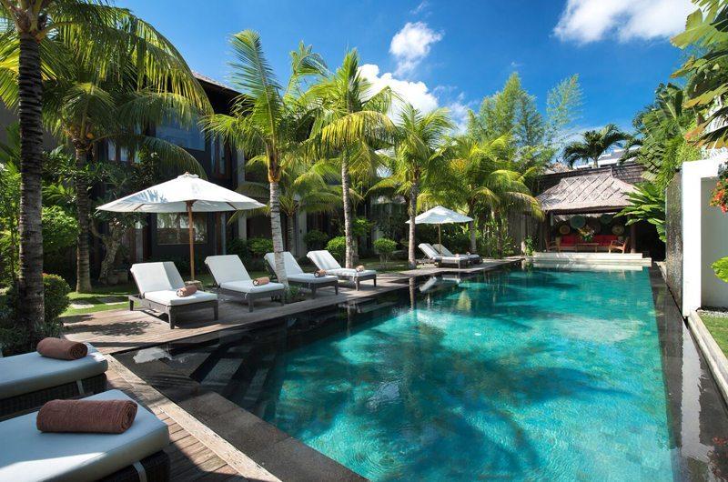 Villa Abakoi Swimming Pool | Seminyak, Bali