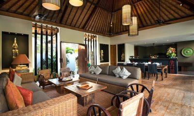 Villa Abakoi Living Room | Seminyak, Bali