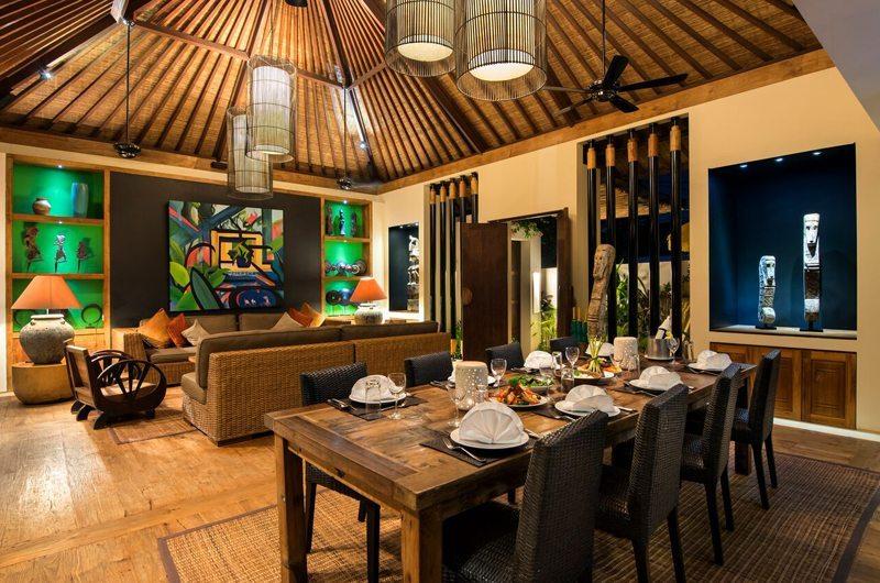 Villa Abakoi Dining Room | Seminyak, Bali