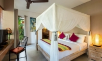 Villa Abakoi Guest Bedroom Side View   Seminyak, Bali