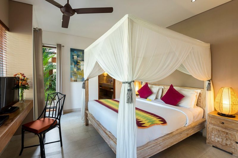 Villa Abakoi Guest Bedroom Side View | Seminyak, Bali