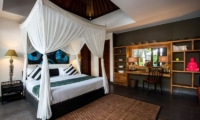 Villa Abakoi Bedroom Front View   Seminyak, Bali