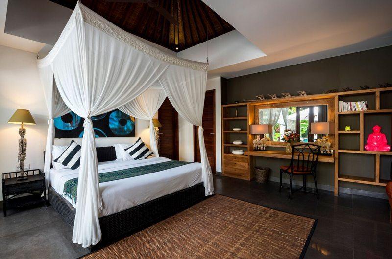 Villa Abakoi Bedroom Front View | Seminyak, Bali