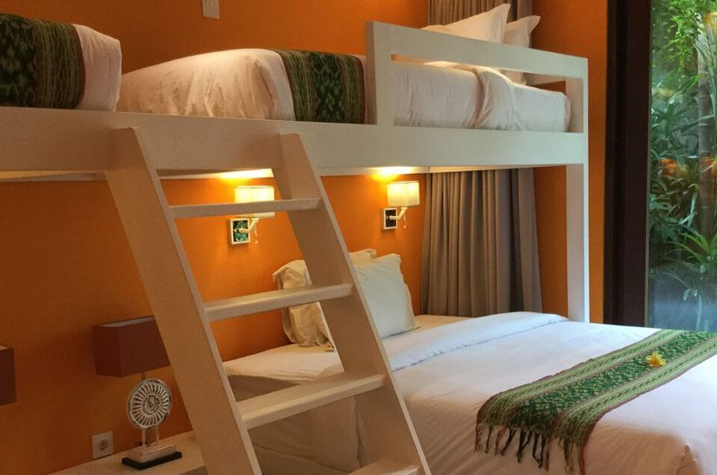 Villa Abakoi Bunk Beds | Seminyak, Bali