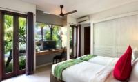 Villa Abakoi Bedroom One   Seminyak, Bali