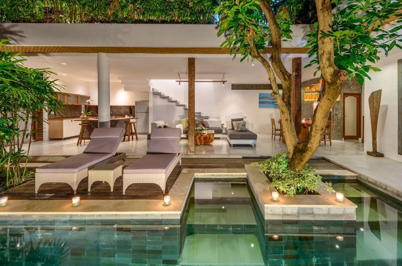 Villa Ace Pool Side | Seminyak, Bali
