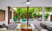 Villa Ace Living Area | Seminyak, Bali