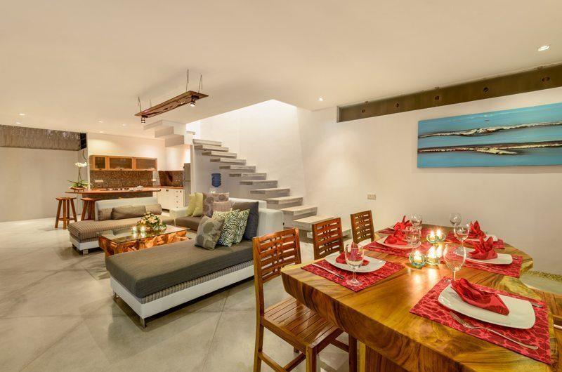 Villa Ace Living And Dining Pavilion | Seminyak, Bali