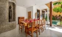 Villa Ace Dining Pavilion | Seminyak, Bali
