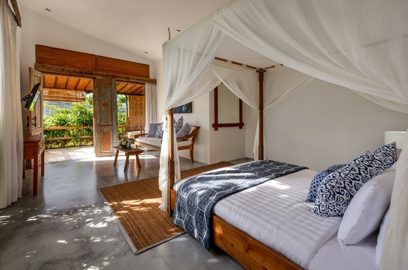 Villa Ace Bedroom Side View | Seminyak, Bali