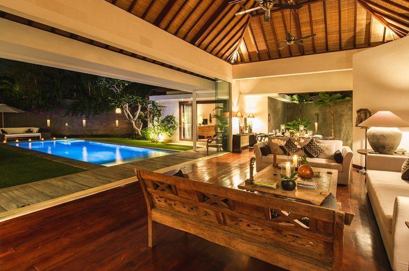 Villa Alabali Living Area | Seminyak, Bali