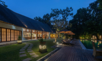 Villa Tirtadari Night View | Umalas, Bali