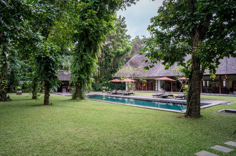 Villa Tirtadari Gardens and Pool | Umalas, Bali