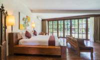 Villa Tirtadari King Size Bed with Sofa | Umalas, Bali