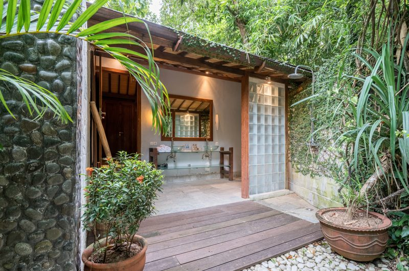 Villa Tirtadari His and Hers Bathroom | Umalas, Bali